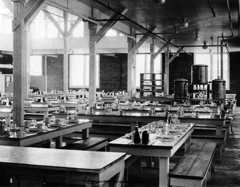 Mess Hall, 1944
