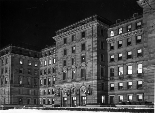 Board of Education Building, 1962