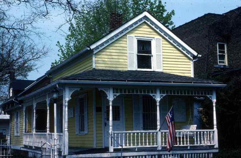 Matthew Hall House