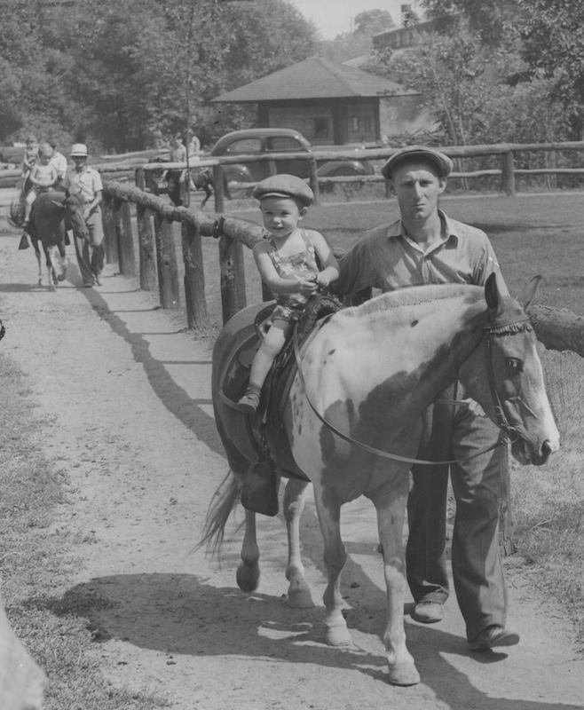 Pony Rides, 1939