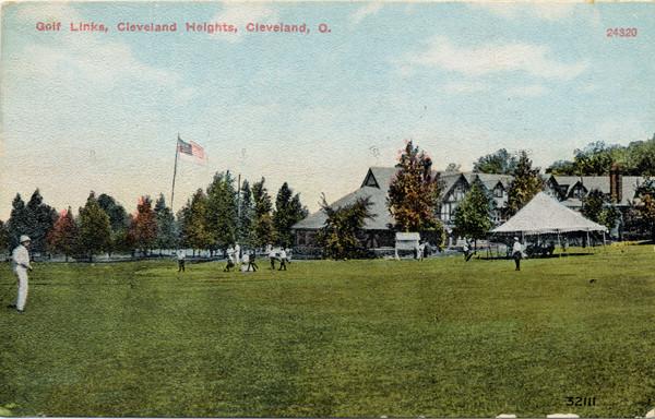 Euclid Golf Club, ca. 1910