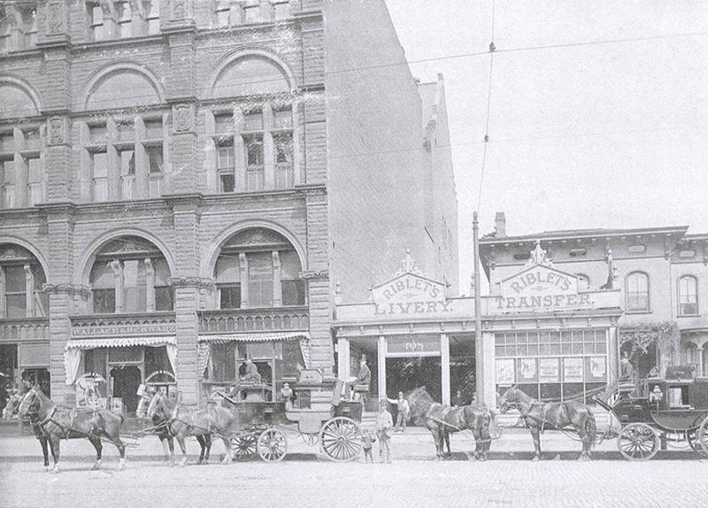 Superior Avenue, 1902
