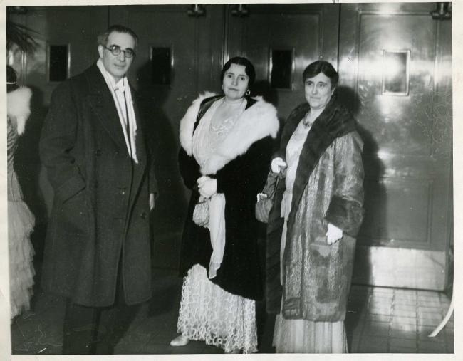 Opening The Doors, 1931