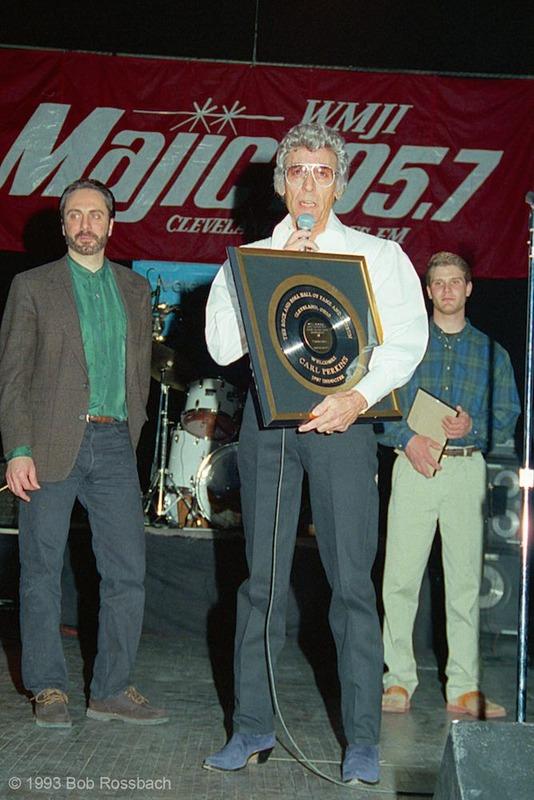 Carl Perkins, 1993