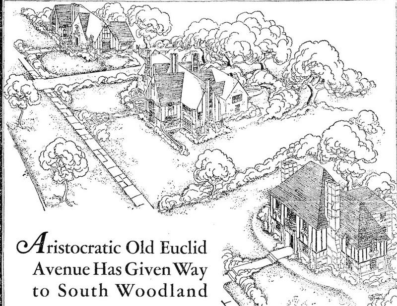 A New Euclid Avenue, 1927