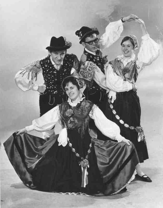 Kres Dancers