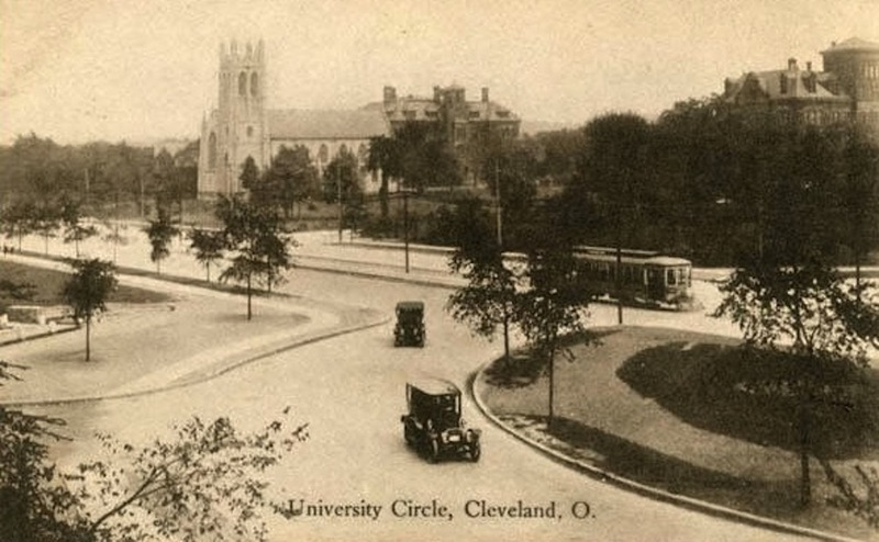 Western Reserve University and Cleveland Normal School