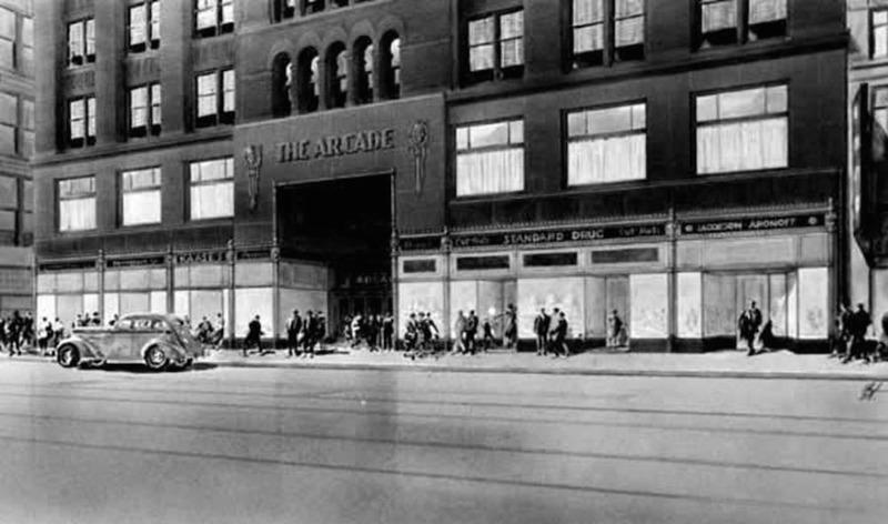 Facade Redesign, 1933