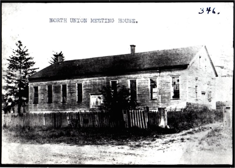 Second North Union Meeting House
