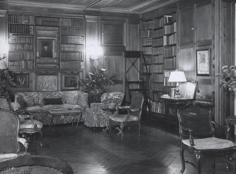 Gwinn Library, 1958