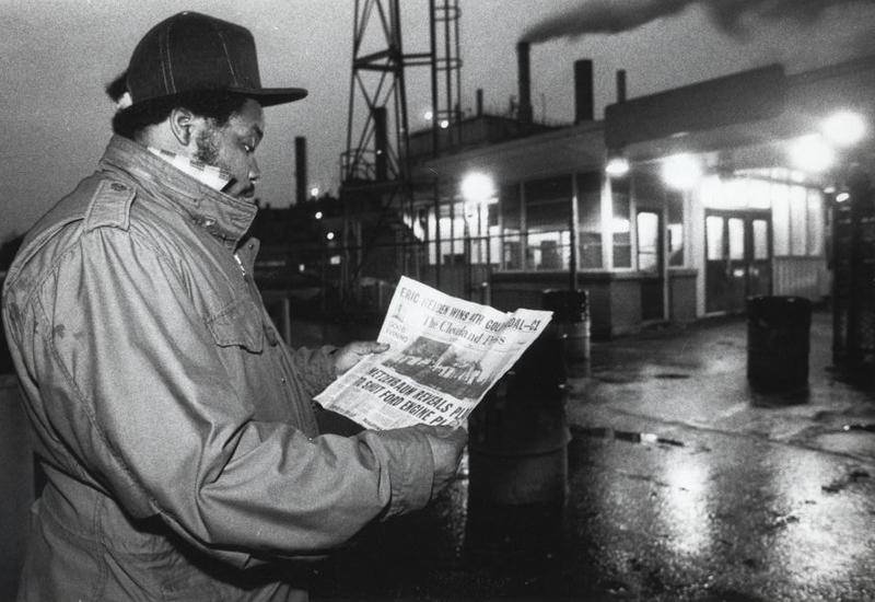 Plant Closing, 1980
