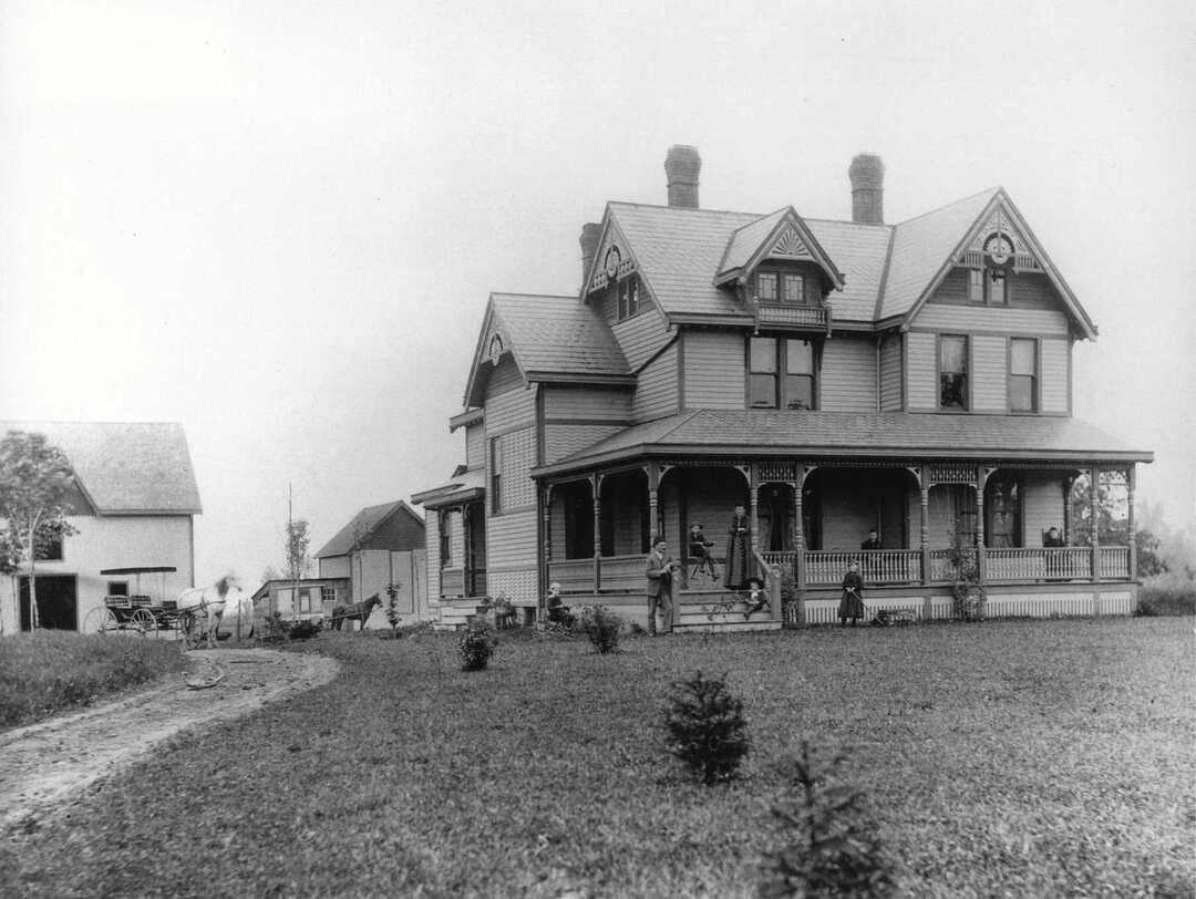Dean Dairy, Circa 1900
