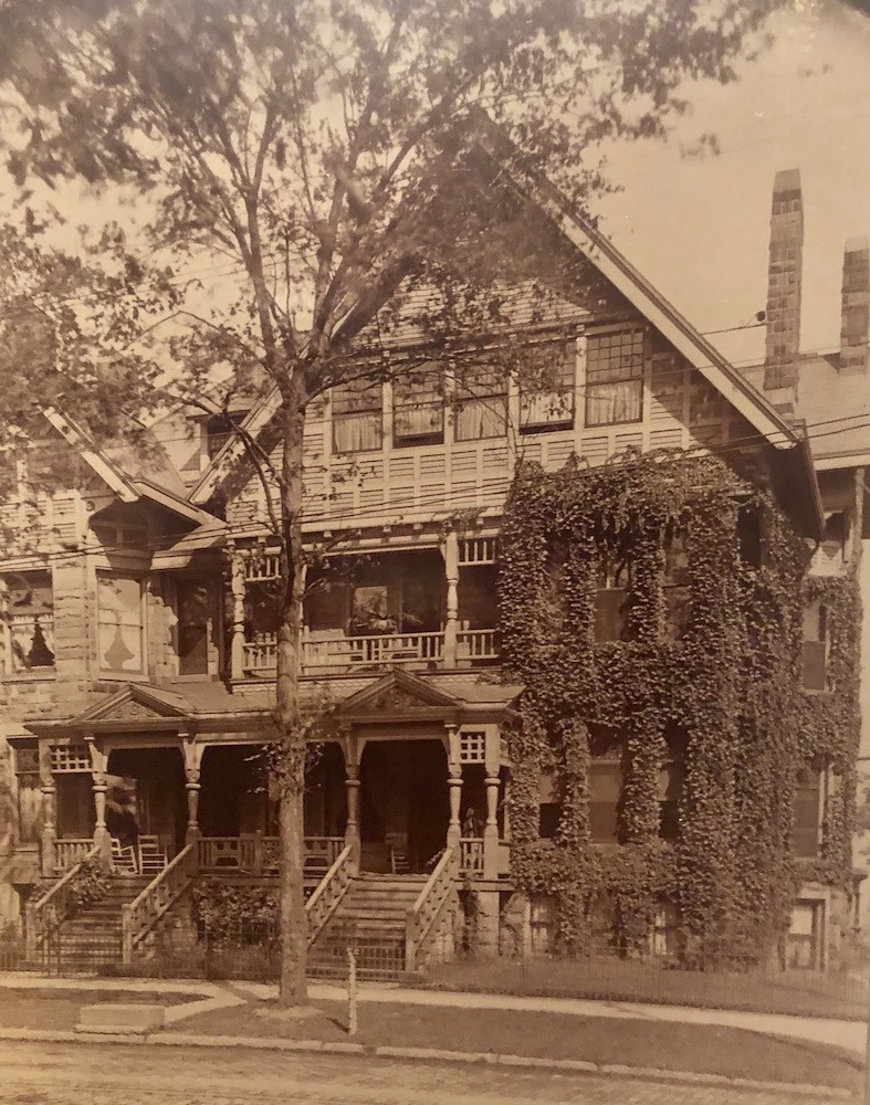 The Sarah Bousfield House