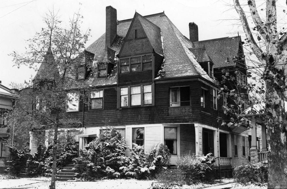 The Coburn Mansion