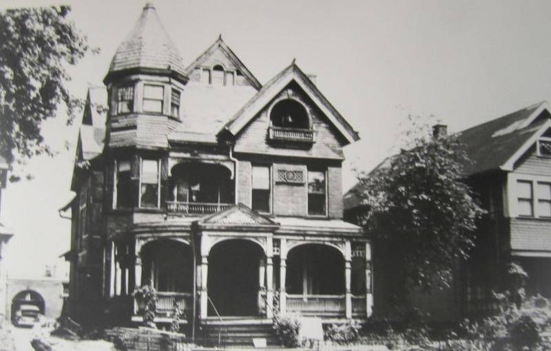 Teachout House - 1953
