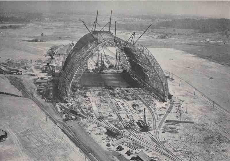 Air Dock Construction