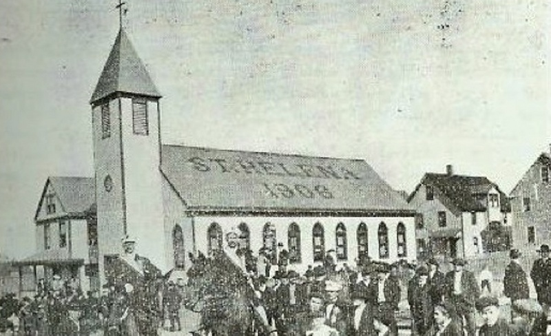 St. Helena, 1906
