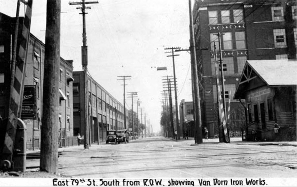 Van Dorn Iron Works, 1922