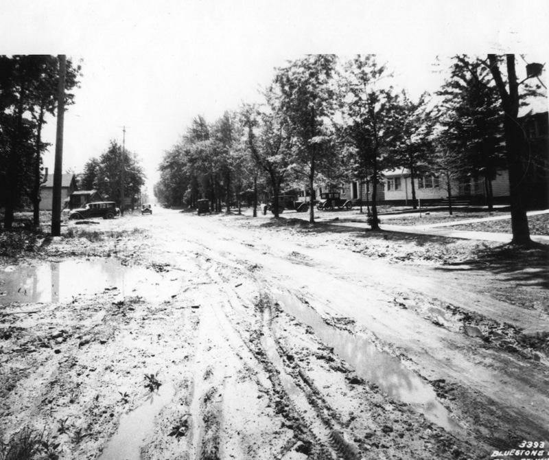 Bluestone Rd., ca. 1930s