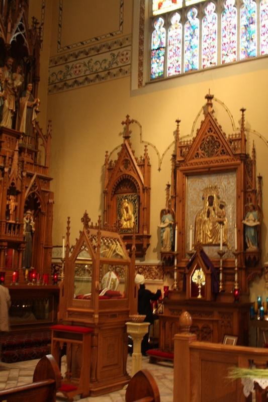 Relic Altar