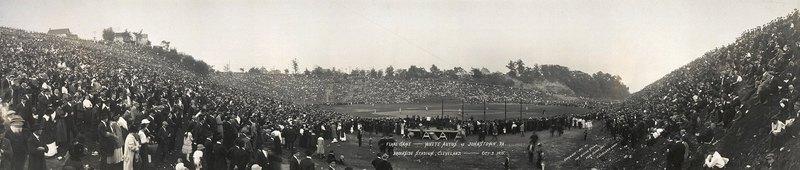 White Autos Vs. Johnstown, 1915
