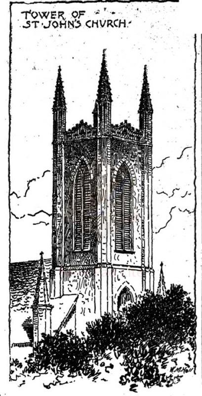 St. John's Tower