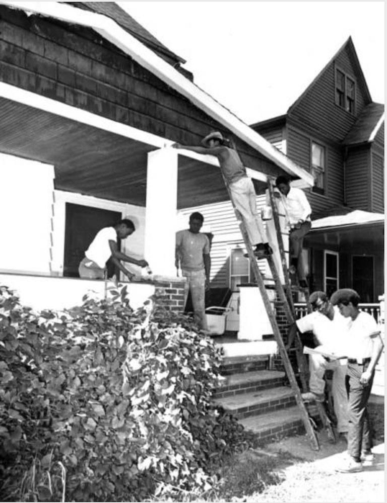 House Rehabilitation, 1969