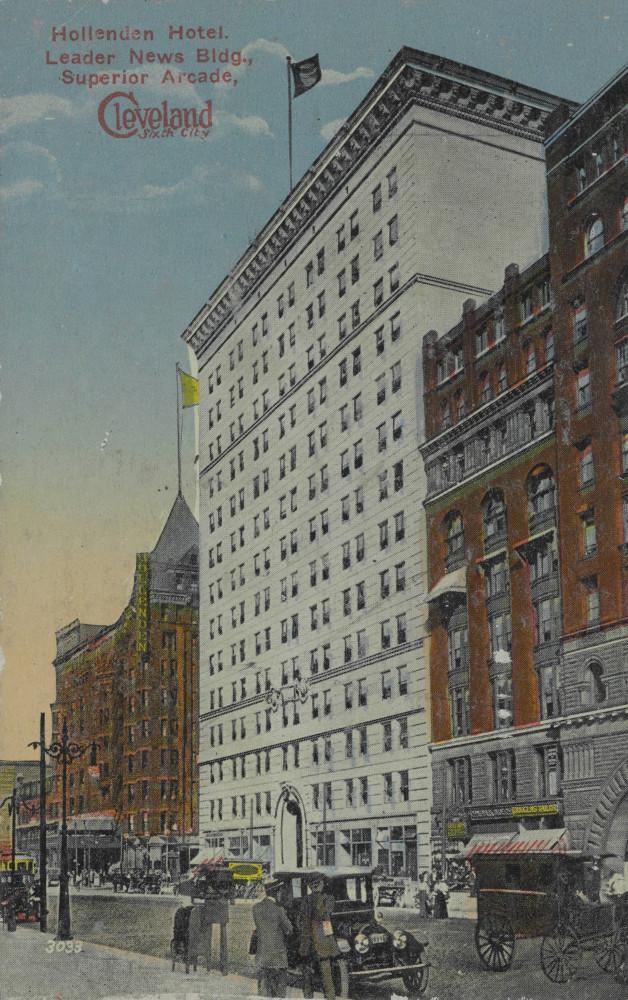 Grand Superior Avenue.