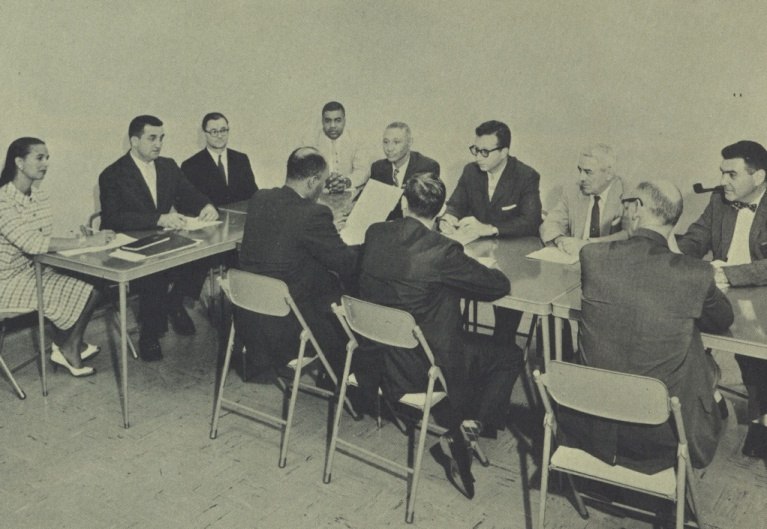 A Meeting on Integration