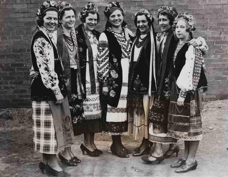 Ukrainian Heritage, 1935