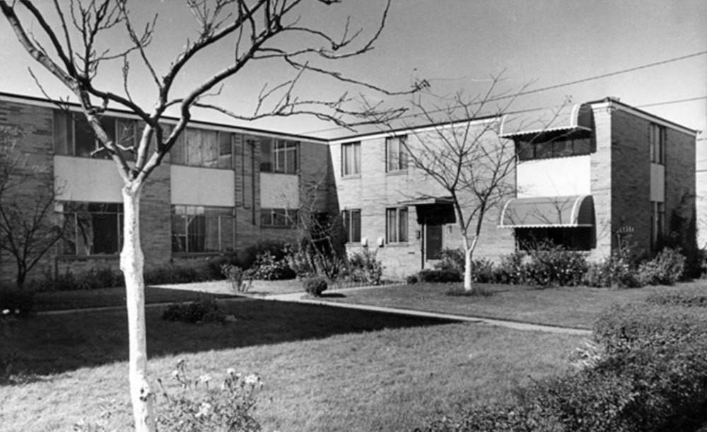 Housing in Longwood, 1964