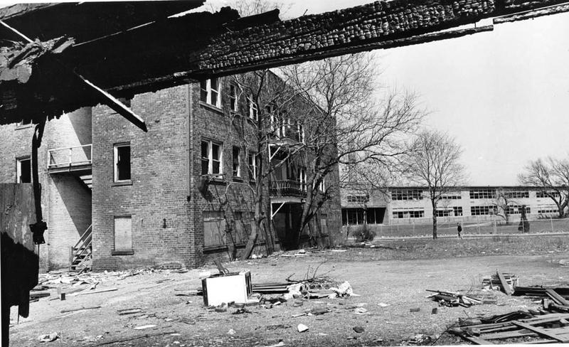 Blighted School, 1965