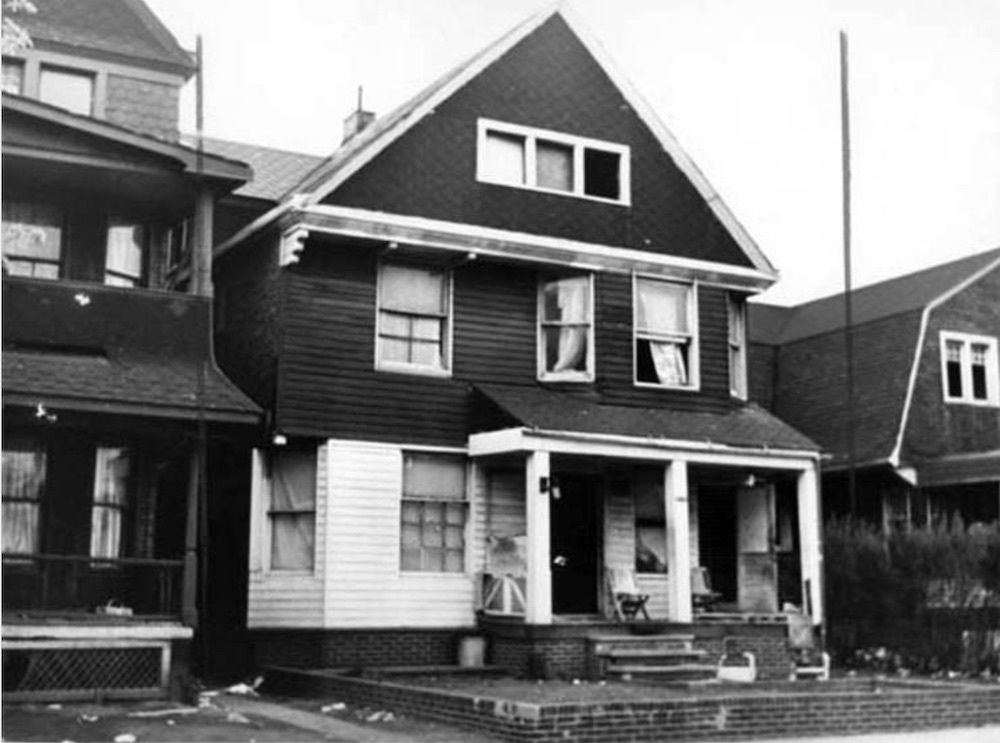 Unidentified House on East Side