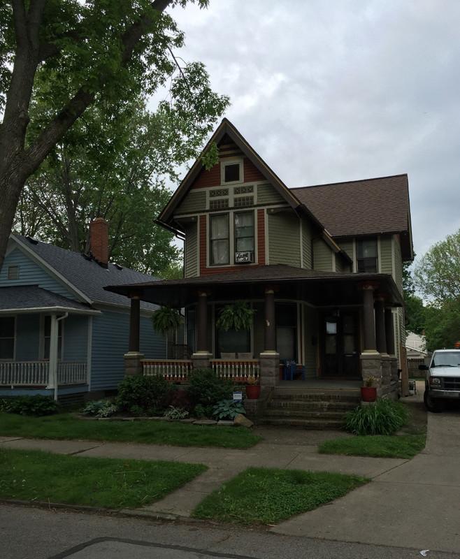 Captain Miner's House