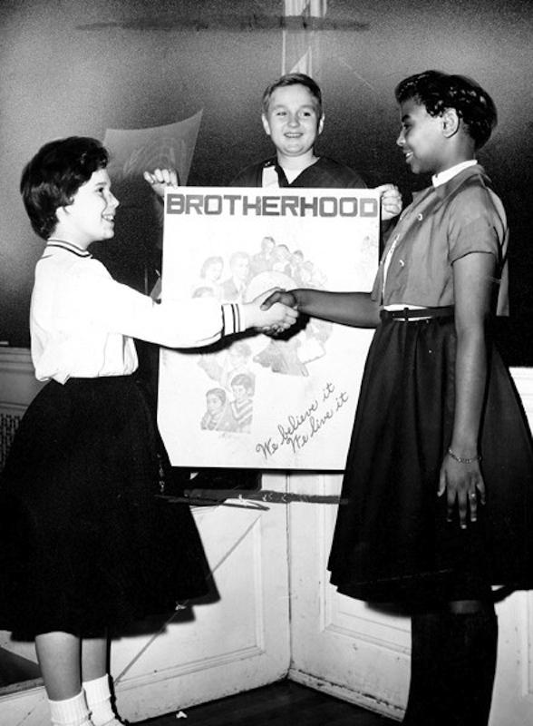 Brotherhood Week, 1956