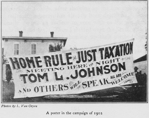 1902 Election Sign
