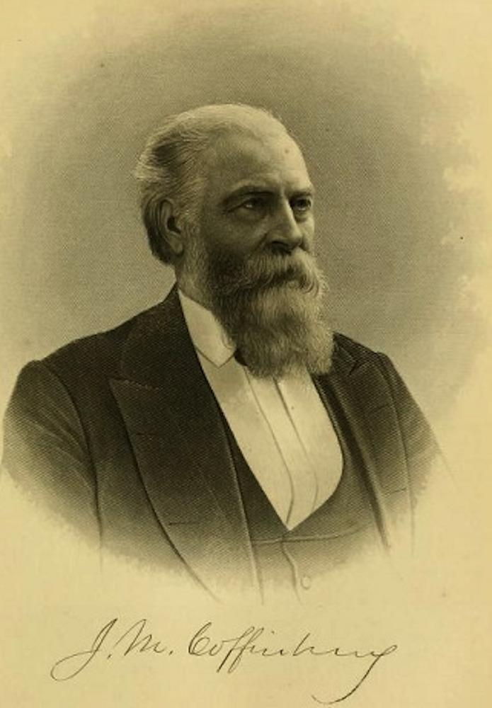 James M. Coffinberry (1818-1891)