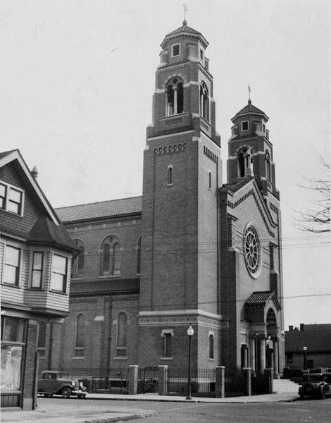 St. Vitus Roman Catholic Church