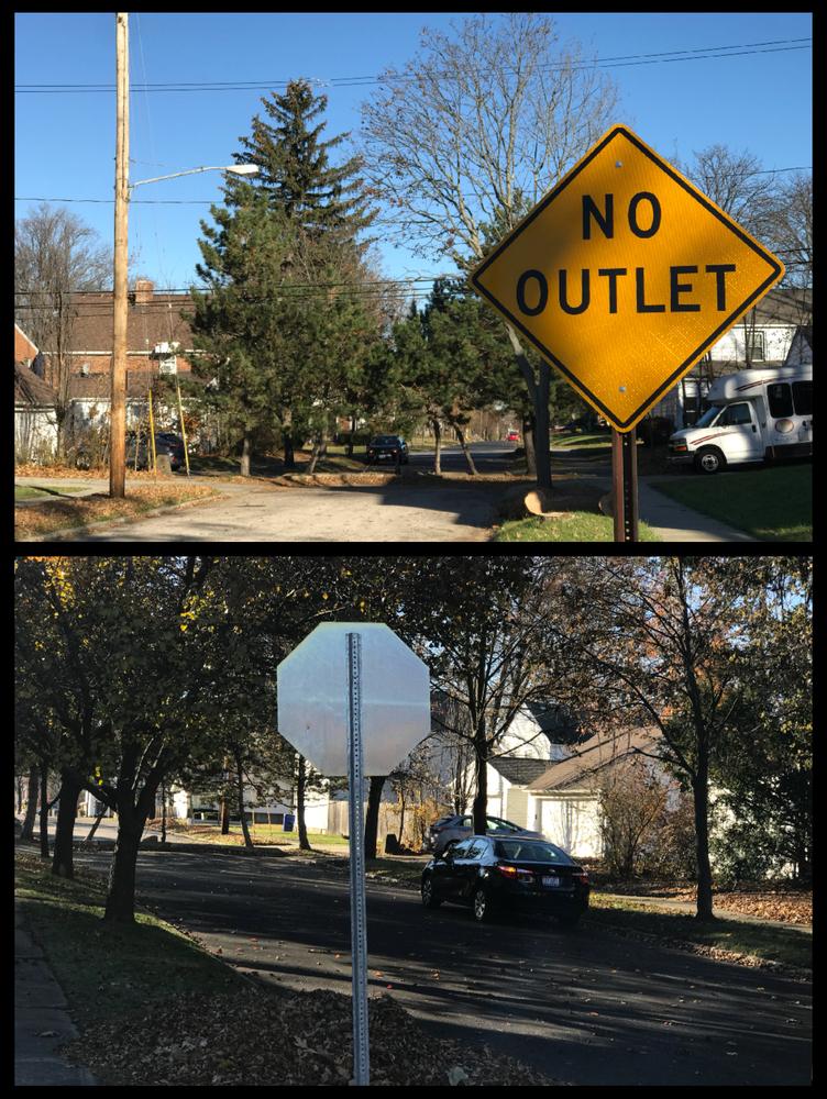 Avalon Road Barricade