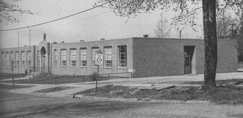 Our Lady of Mt. Carmel School, 1949