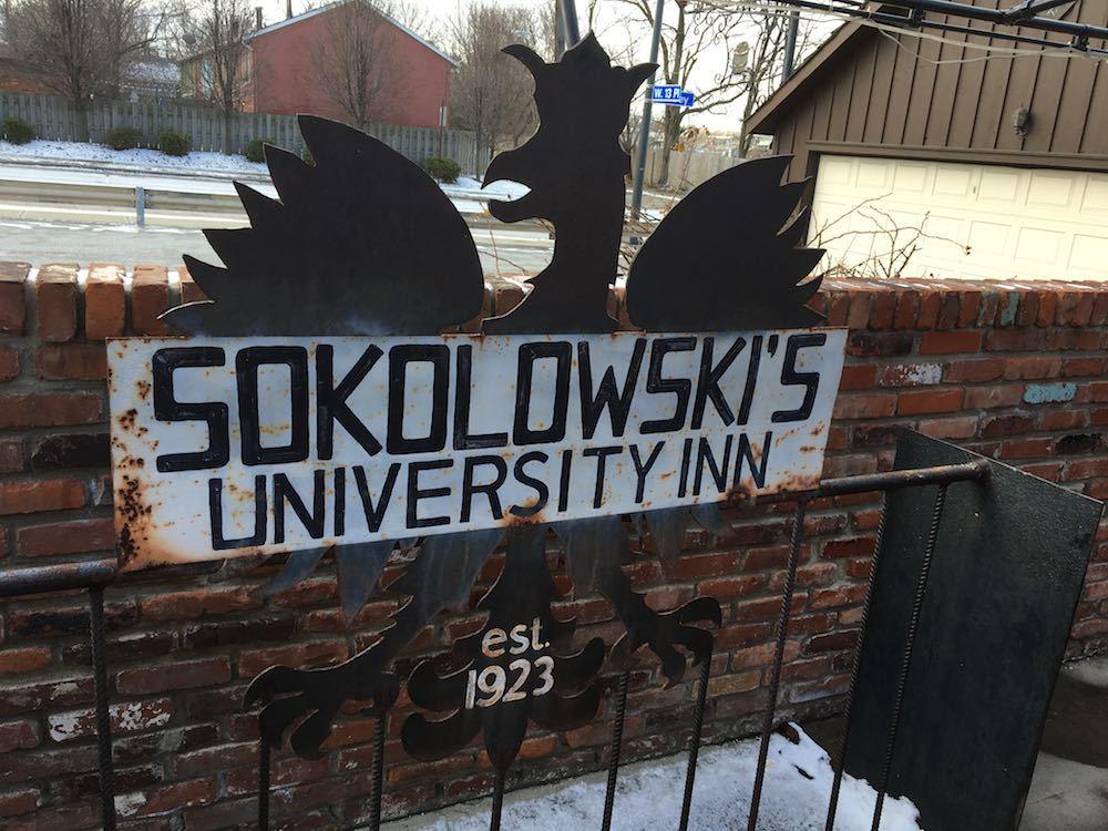 Sokolowski's Sign, 2016