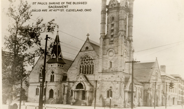 St. Paul's Shrine
