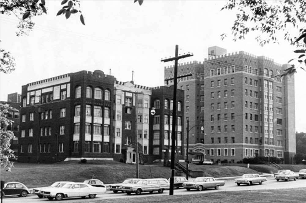 Doctors' Hospital, 1967