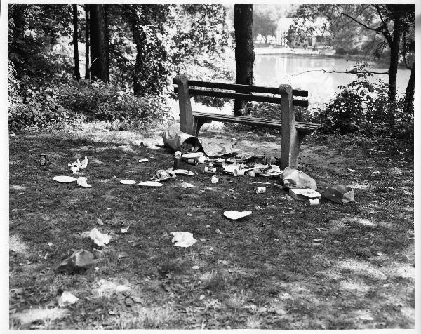Trash Begins, 1954