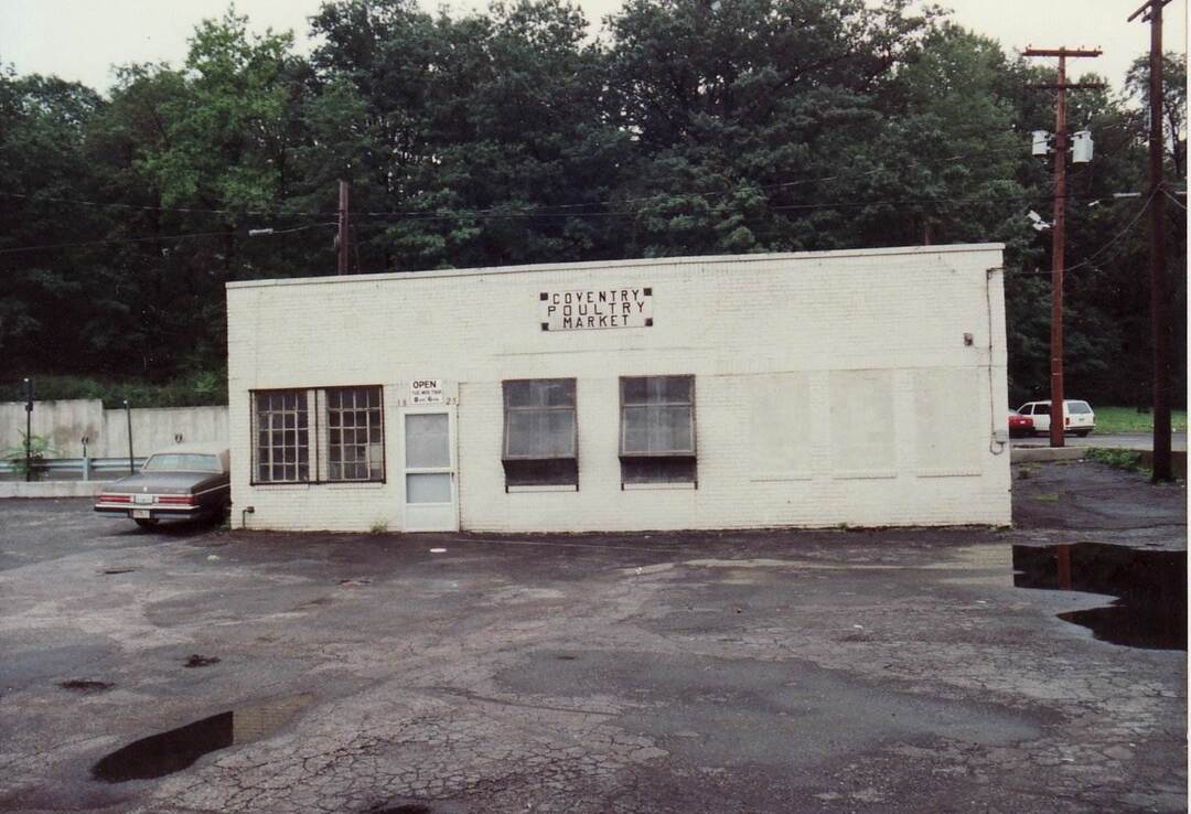 Coventry Poultry Market, 1985