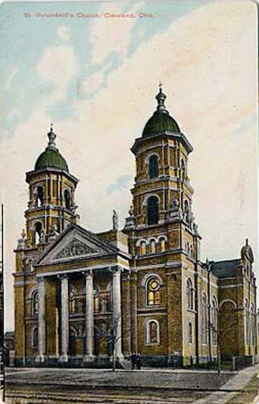 Saint Columbkille Church, Cleveland, Ohio