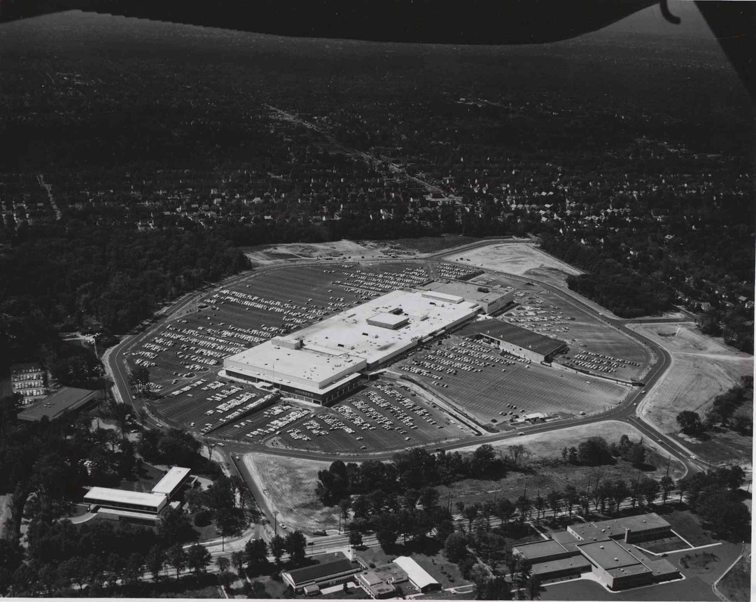 Aerial View, 1963