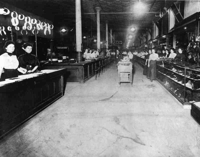 Old May Co. Interior