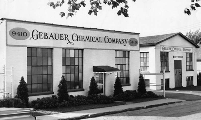 Gebauer Chemical Company, 1959