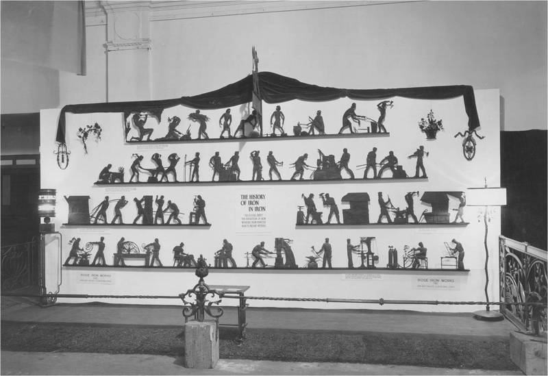 History of Ironworking